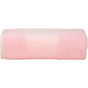 Indretning Håndklæde og badehandske A&r Towels Taille unique Light Pink