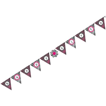 Indretning Klistermærker Creative Converting SG16694 Pink