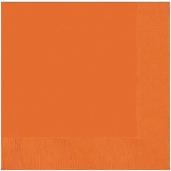 Indretning Børn Duge Amscan Taille unique Orange Peel