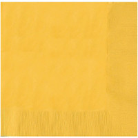 Indretning Duge Amscan Taille unique Sunshine Yellow