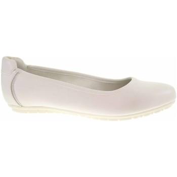 Sko Dame Ballerinaer S.Oliver 552211926100 Creme