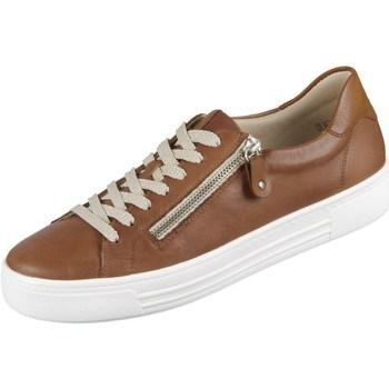 Sko Dame Lave sneakers Remonte Dorndorf D090324 Brun
