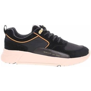 Sko Dame Lave sneakers Gant Cocoville Sort, Pink