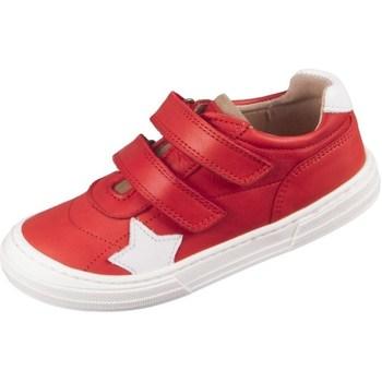 Sko Børn Lave sneakers Bisgaard 403531211919 Rød