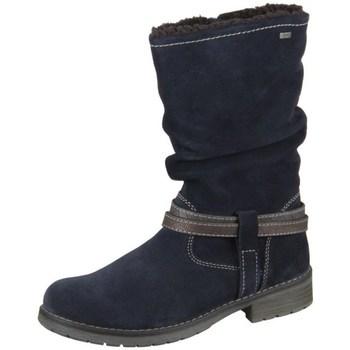 Sko Børn Chikke støvler Lurchi Lia Sort