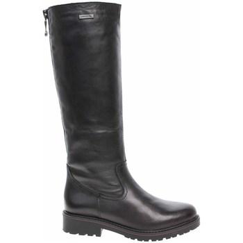 Sko Dame Chikke støvler Remonte Dorndorf R657601 Sort