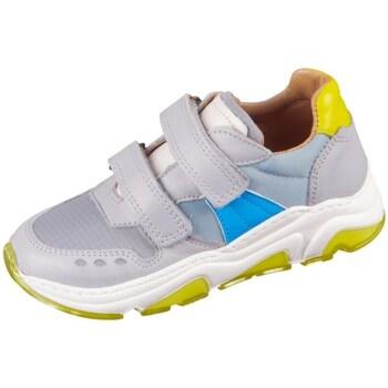 Sko Børn Lave sneakers Bisgaard 407301211530 Grå, Blå, Gul