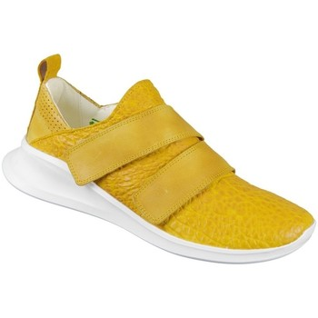 Sko Dame Lave sneakers Think Waiv Gul