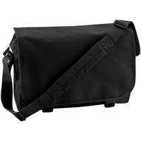 Tasker Dreng Skoletasker Bagbase BG21 Black