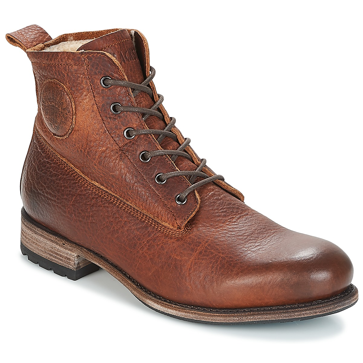 Støvler Blackstone  MID LACE UP BOOT FUR