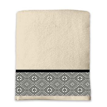 Indretning Håndklæde og badehandske Douceur d intérieur ESTEBAN Beige
