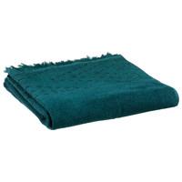 Indretning Håndklæde og badehandske Vivaraise JULIA Petroleum