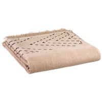 Indretning Håndklæde og badehandske Vivaraise JULIA Sesame