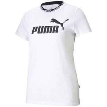 T-shirts m. korte ærmer Puma  Amplified Graphic