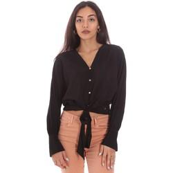 textil Dame Skjorter / Skjortebluser Gaudi 111BD45031 Sort