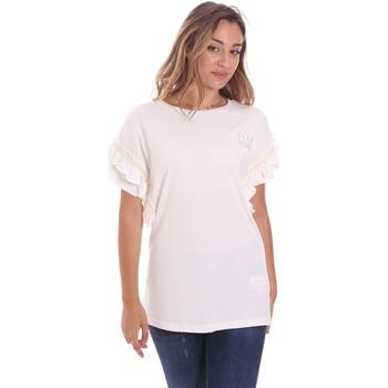 T-shirts m. korte ærmer Fracomina  FS21ST3012J400N5