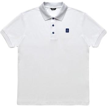 textil Herre Polo-t-shirts m. korte ærmer Refrigiwear RM0T19001PX9032 hvid