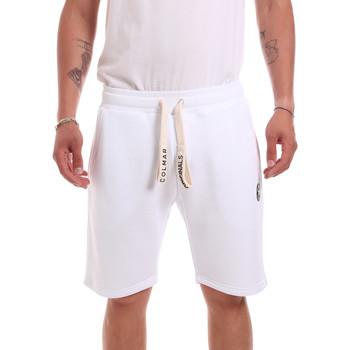 textil Herre Shorts Colmar 8299 2SH hvid