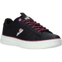 Sko Dame Lave sneakers Ellesse EL11W80470 Sort