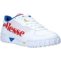 Sko Dame Lave sneakers Ellesse 613791 hvid