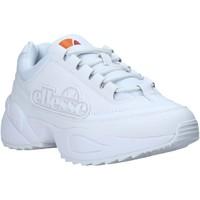 Sko Dame Lave sneakers Ellesse 613649 hvid