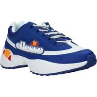 Sko Herre Lave sneakers Ellesse 613653 Blå