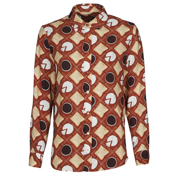 textil Dame Skjorter / Skjortebluser Soi Paris x Spartoo PICNIC Brun