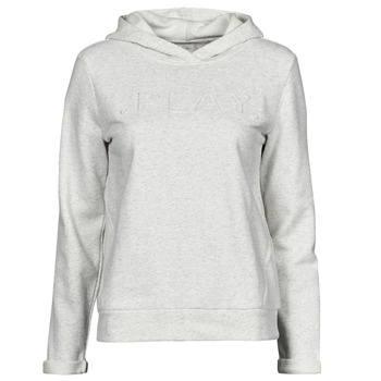 textil Dame Sweatshirts Only Play ONPSHAU Hvid