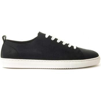 Sko Herre Lave sneakers Montevita 71852 BLACK