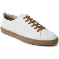 Sko Herre Lave sneakers Montevita 71859 WHITE