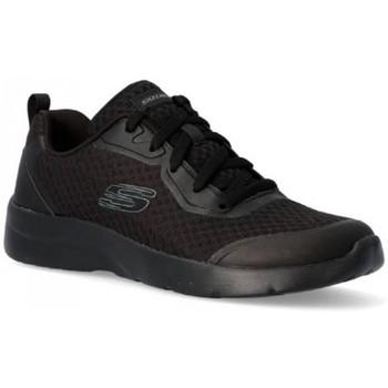 Sko Dame Lave sneakers Skechers ZAPATILLAS MUJER  149541 Sort