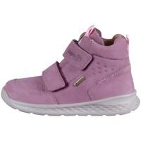 Sko Børn Høje sneakers Superfit Breeze Pink