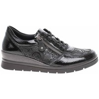 Sko Dame Lave sneakers Remonte Dorndorf R070103 Sort