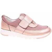 Sko Dame Lave sneakers Waldläufer 908301200202 Guld, Pink