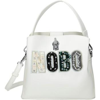 Tasker Dame Håndtasker m. kort hank Nobo NBAGK2980C000 Hvid