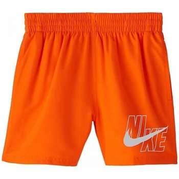 textil Dreng Badebukser / Badeshorts Nike BAÑADOR NIÑO  NESSA771 Orange