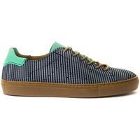 Sko Dame Lave sneakers Montevita 71829 BLUE