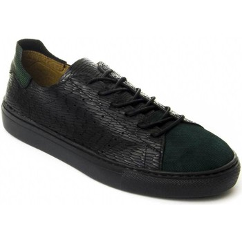 Sko Dame Lave sneakers Montevita 71831 BLACK