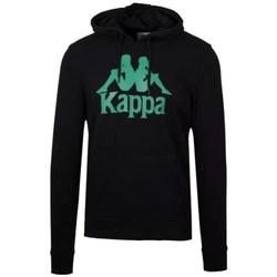textil Herre Sweatshirts Kappa Authentic Zimim Sort