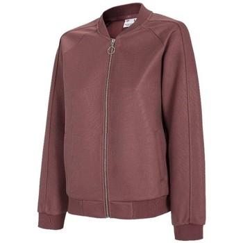 textil Dame Sweatshirts 4F BLD021 Kirsebær