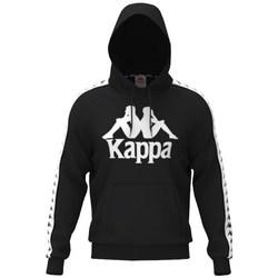 textil Herre Sweatshirts Kappa Hurtado Hooded Sort