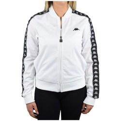 textil Dame Sweatshirts Kappa Imilia Training Jacket Hvid