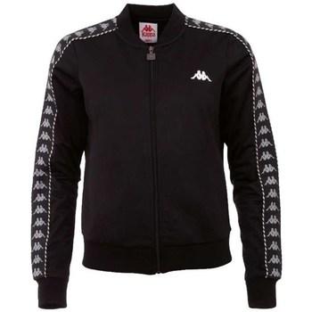 textil Dame Sweatshirts Kappa Imilia Training Jacket Sort