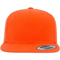 Accessories Herre Kasketter Yupoong FF6089M Orange