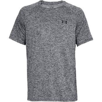 textil Herre T-shirts m. korte ærmer Under Armour UA005 Black
