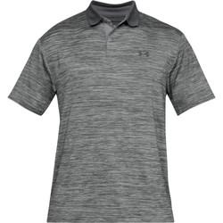 textil Herre Polo-t-shirts m. korte ærmer Under Armour UA006 Steel Grey/Black