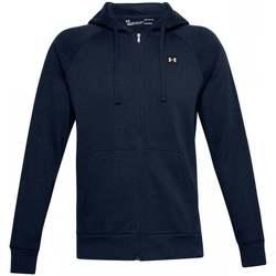 textil Herre Sweatshirts Under Armour UA003 Academy Blue/Onyx White