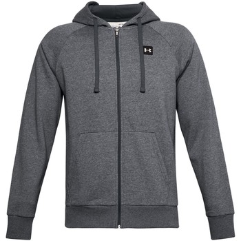 textil Herre Sweatshirts Under Armour UA003 Light Grey Heather/Onyx White