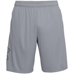 textil Herre Shorts Under Armour UA017 Steel Grey/Black