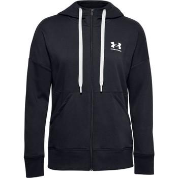 textil Dame Sweatshirts Under Armour UA009 Black/White